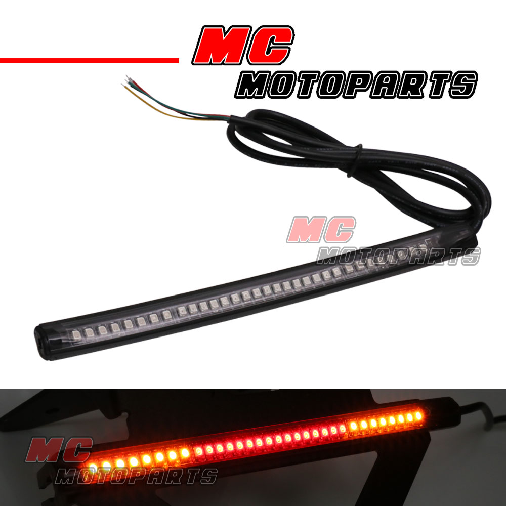 Purchase rear integrated indicator brake led strip bar light for purchase rear integrated indicator brake led strip bar light for yamaha motorcycles motorcycle in hong kong hong kong mozeypictures Gallery