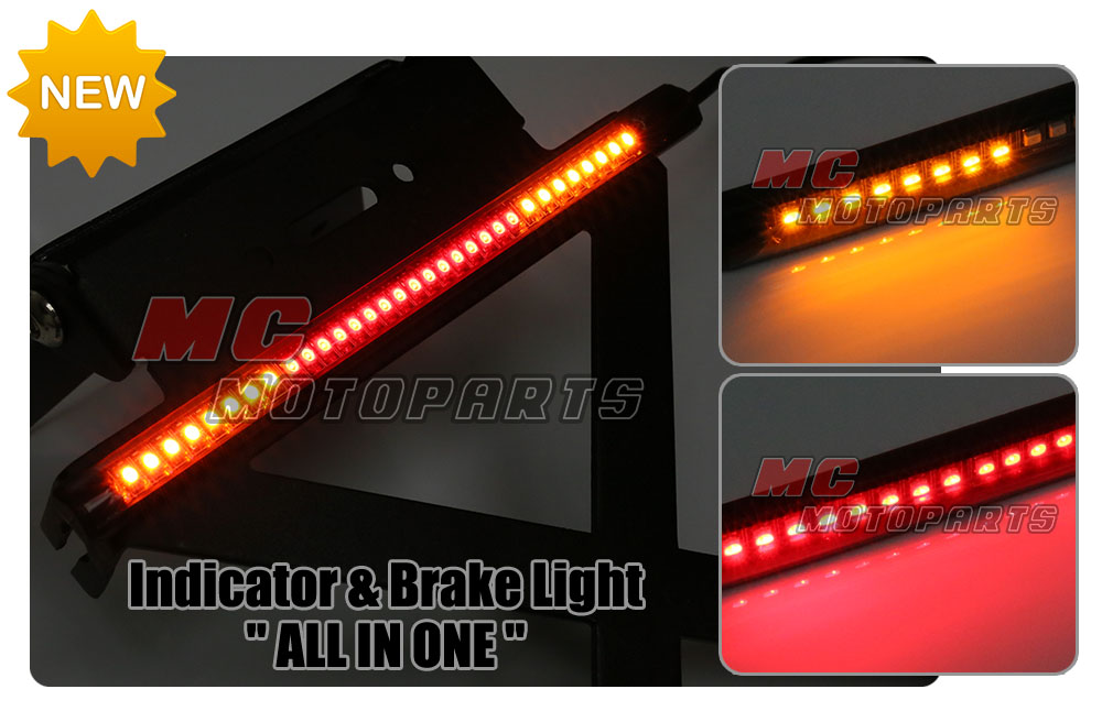 Purchase rear integrated indicator brake led strip bar light for purchase rear integrated indicator brake led strip bar light for yamaha motorcycles motorcycle in hong kong hong kong aloadofball Gallery