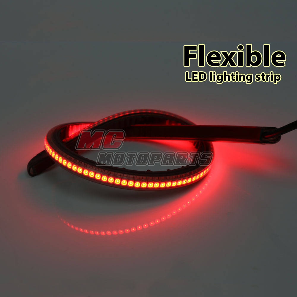 led flexible tail brake light tube for universal fit atv 4x4 flexible. Black Bedroom Furniture Sets. Home Design Ideas
